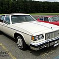 Buick electra park avenue 4door sedan-1980