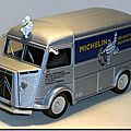 Citroen Type H Michelin Espagne 01