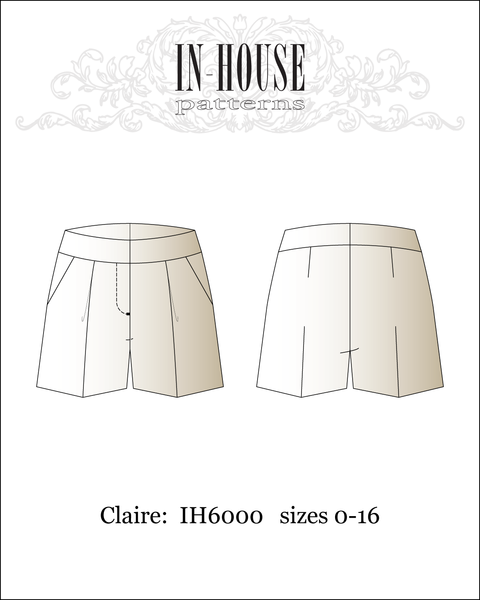 In-House Patterns - Claire