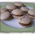 Macarons aux smarties