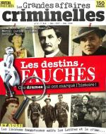 Les gdes affaires criminelles (Fr) 2017