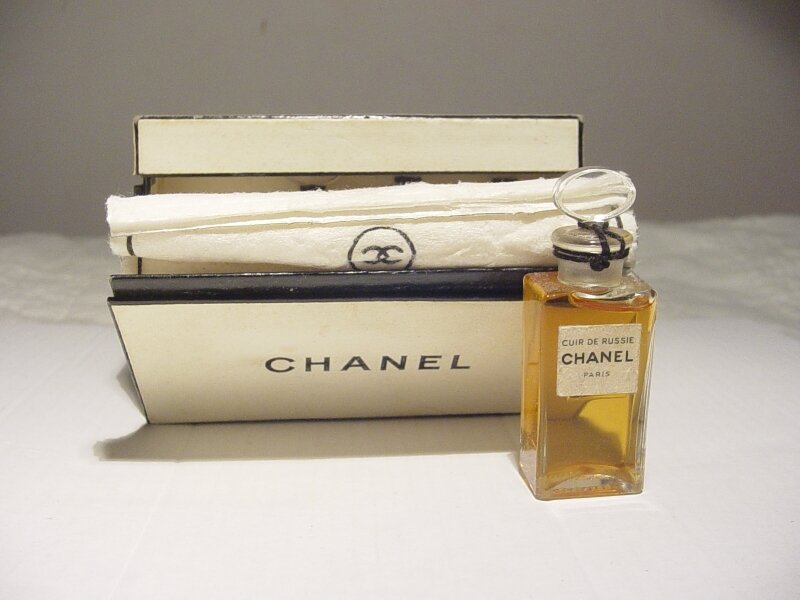 CHANEL-CUIRDERUSSIE-ANCIENCOFFRET