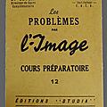 Collection ... les problemes par l'image (années 50) * etui de 48 fiches