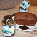 Mini cakes choco-marron