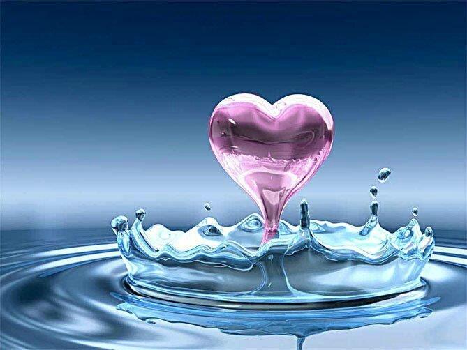 Une Belle Image Avec Un Cœur Pour Ton Blog Ou Ton Mur