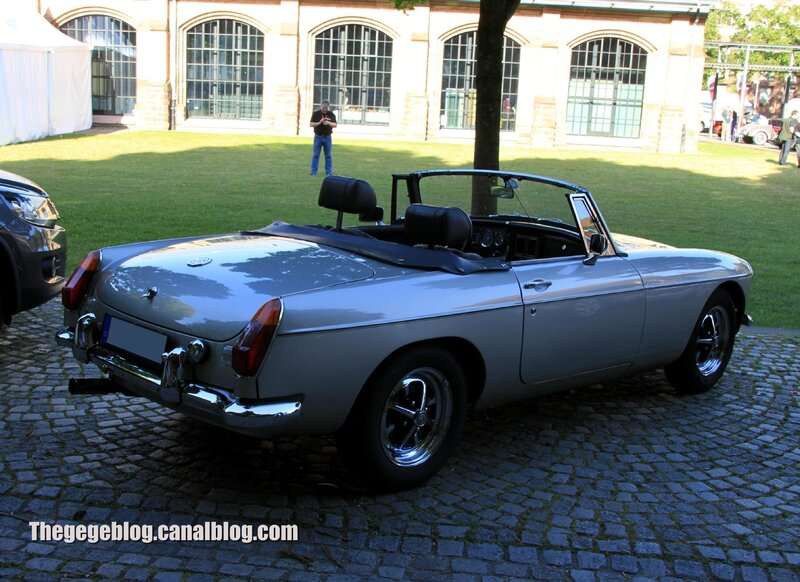 Mg B convertible (Paul Pietsch Classic 2014) 02