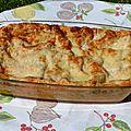 Exquises lasagnes aux légumes