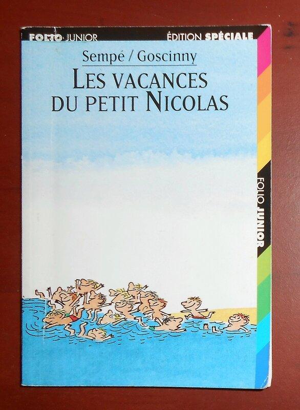 Les vacances du Petit Nicolas (2)