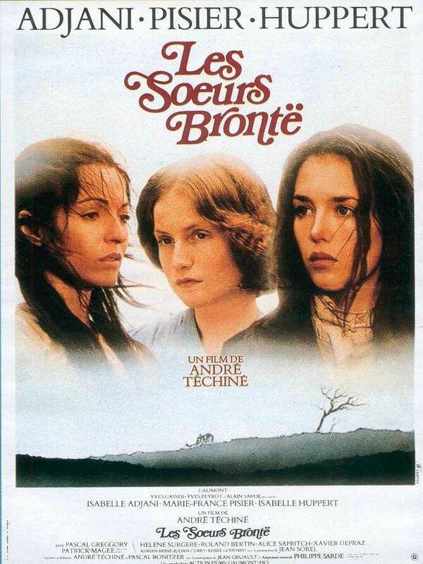 affiche Soeurs Brontë