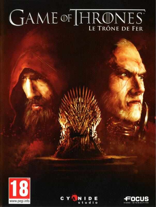 game of thrones le trone de fer