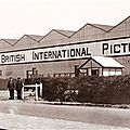 Studio BRITISH INTERNATIONAL PICTURES-1940