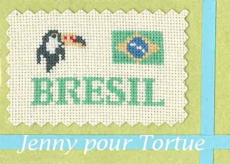 194 - Le Brésil - Martine Verne
