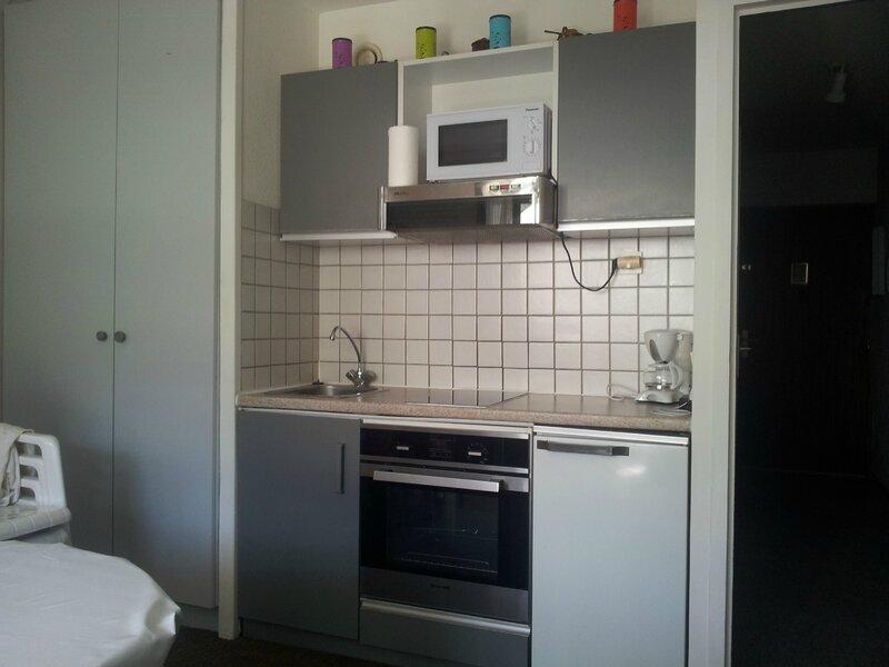 kitchenette et placard
