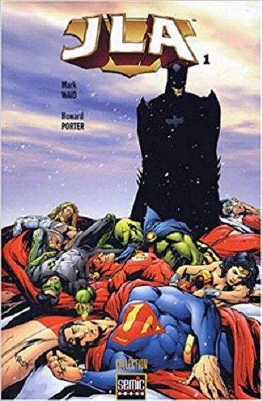 Semic DC Justice League