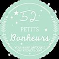 52 petits bonheurs #38