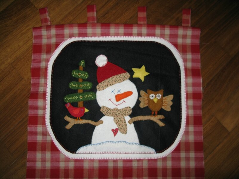 Bonhomme crazypatch33