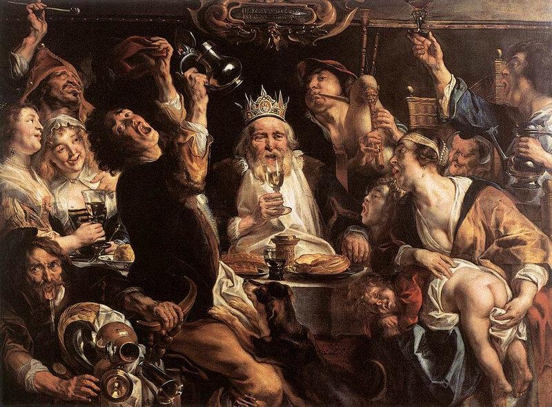 Jordaens-The-King-Drinks