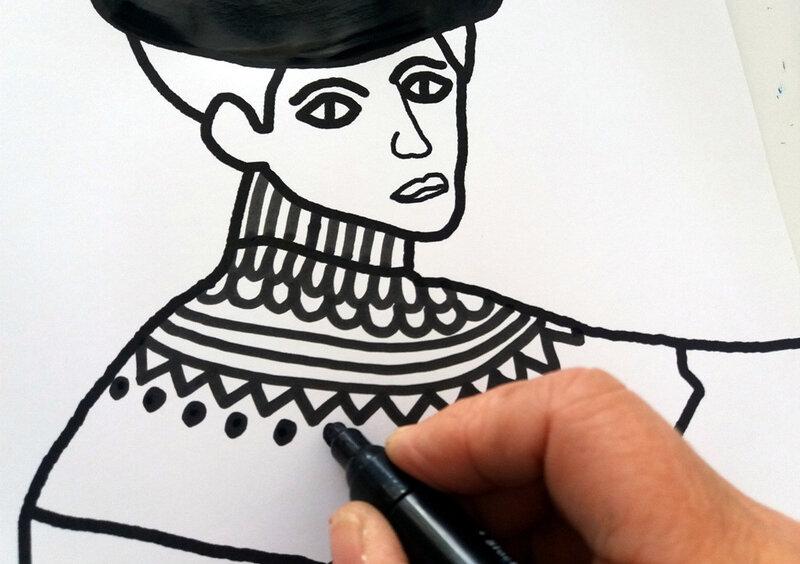 37-Transformer-La dame au chapeau (47)