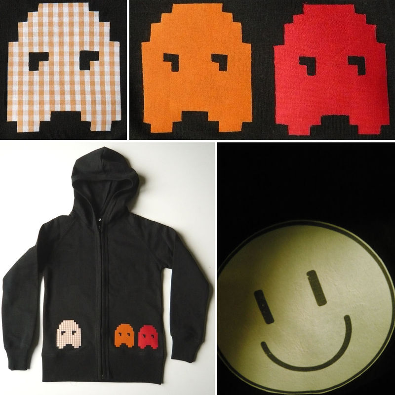 gilet space invaders