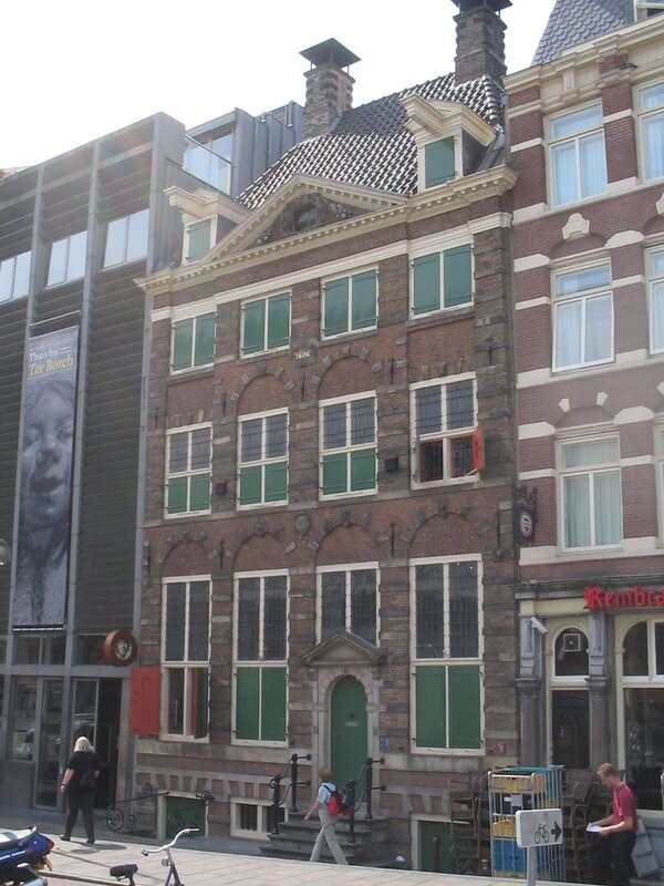 Rembrandthouse-Amsterdam