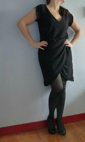 ma petite robe noire Kokechic janvier 1