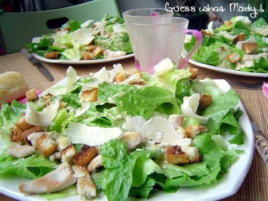 Salade de l'Empereur