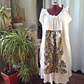 Chemise ancienne revisitee