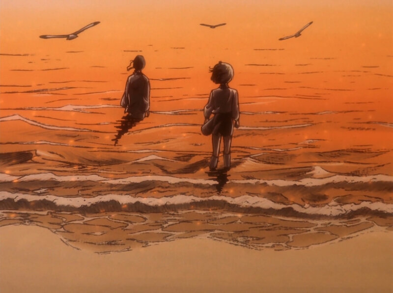 Mangas Séries Oniisama E33 Rei L envol 02