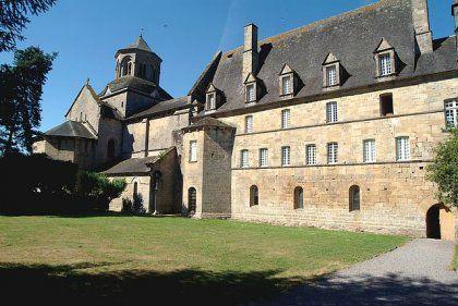 chanel monastère d'aubazine