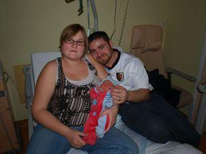 Maternité le 23
