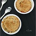 Crumbles facon cheese-cake