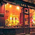 Trois adresses gourmandes à paris