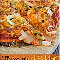..pâte à pizza ultra simple et ultra bonne de ricardo..