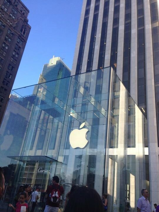apple nyc