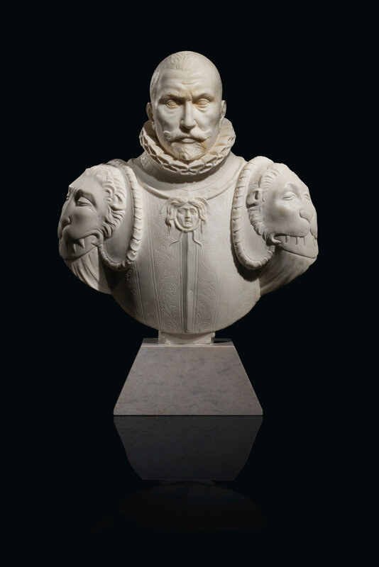 2019_NYR_17655_0785_000(a_white_marble_bust_of_a_gentleman_in_armor_spanish_late_16th_century)