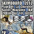 European skimboard league 2012