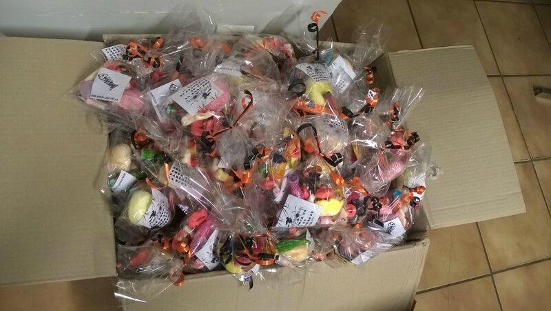 carton bonbons