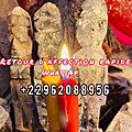 retour d'affection rapide et sérieux / whatsapp: +229 62 08 89 56