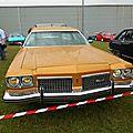 Oldsmobile custom cruiser 1973