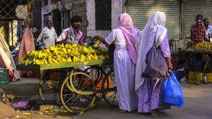 Bhuj, scène de rue