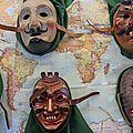Elzach, capitale du masque
