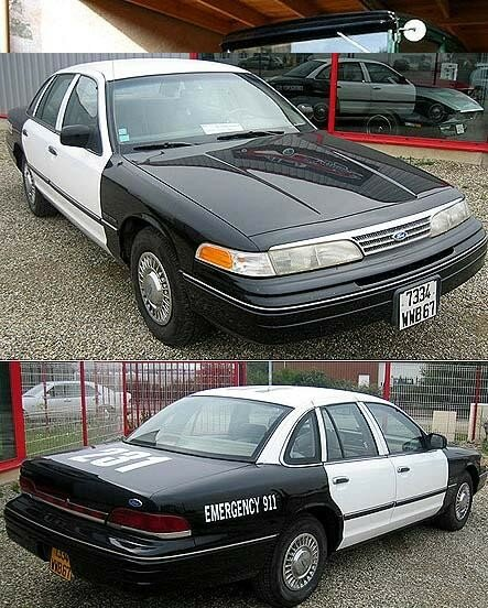 FORD - Crown Victoria Berline - 1993