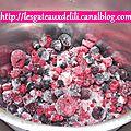 Recette : curd aux fruits rouges