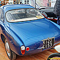 Panhard X 86 coupe Allemano 'Sc