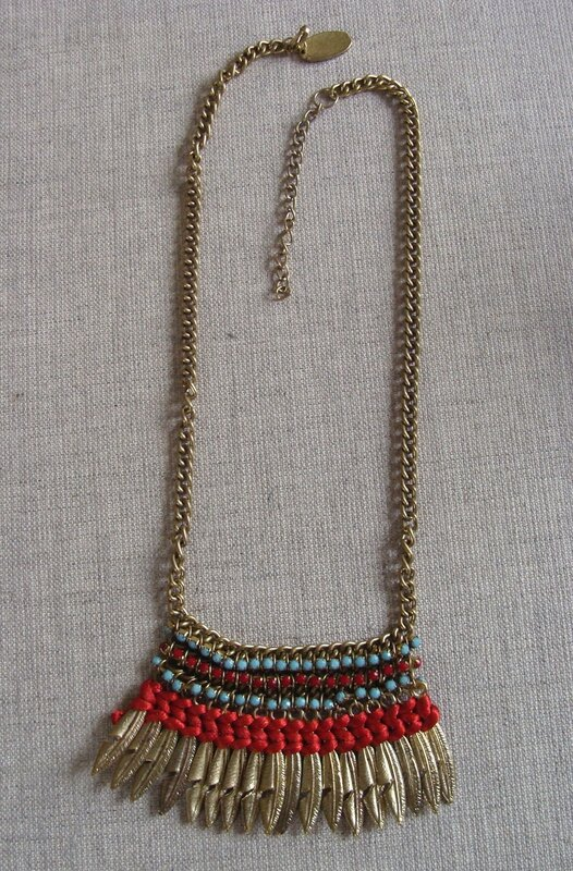 collier indien Protos