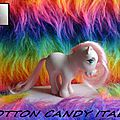 COTTON CANDY ITALY (ROSE)