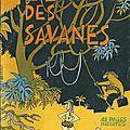 L'Echo des Savanes n° 01