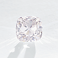 Le grand mazarin. an historic coloured diamond