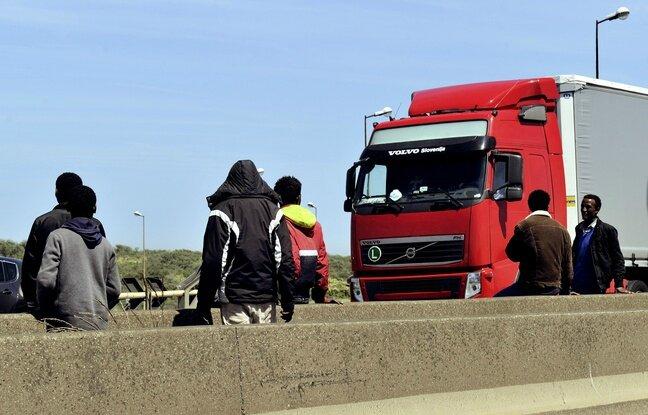 Migrants africains Calais