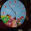 L'horloge de inès
